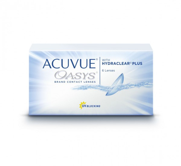 Acuvue® Oasys® with Hydraclear Plus®