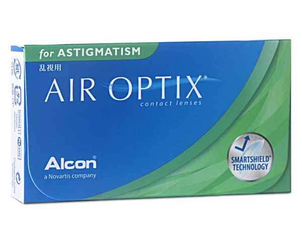 AIR OPTIX® for Astigmatism 6-er Box