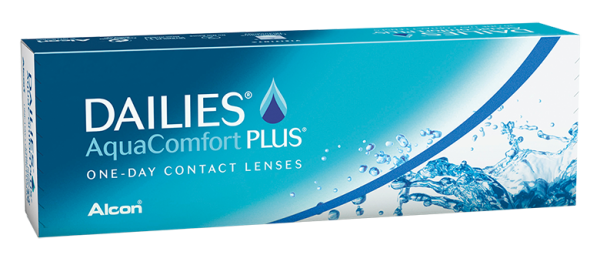 FOCUS DAILIES® AquaComfort Plus® 30er