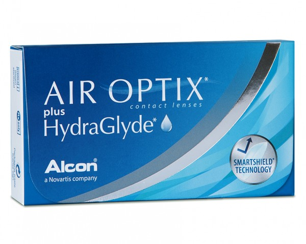AIR OPTIX® plus HydraGlyde® 6er-Box