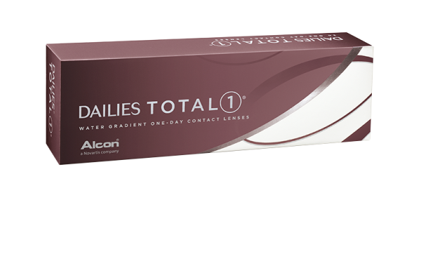Dailies® Total 1™ 30er Box