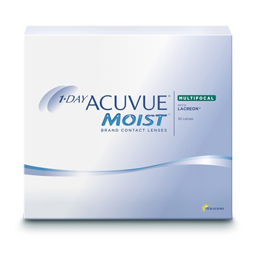 1-DAY ACUVUE® MOIST Brand MULTIFOCAL 90er Box