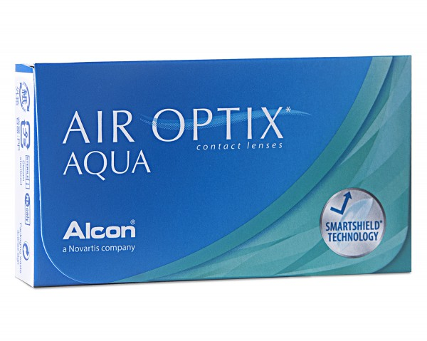 AIR OPTIX® Aqua 6er-Box