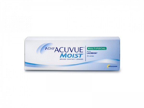 1-DAY ACUVUE® MOIST Brand MULTIFOCAL 30er Box