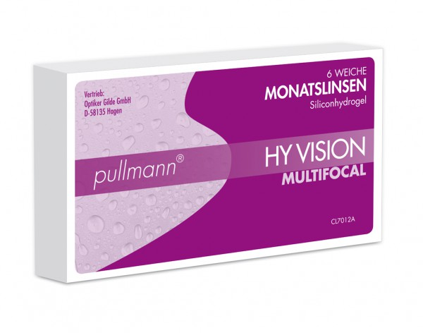 Pullman High Vision Multifocal 6er Pack