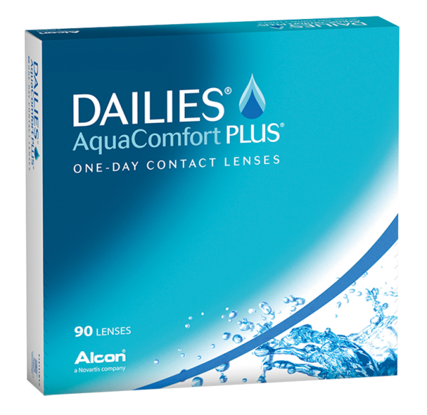FOCUS DAILIES® AquaComfort Plus® 90er