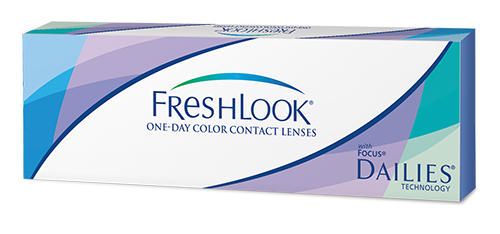 FreshLook® ONE-DAY Color 10er Pack